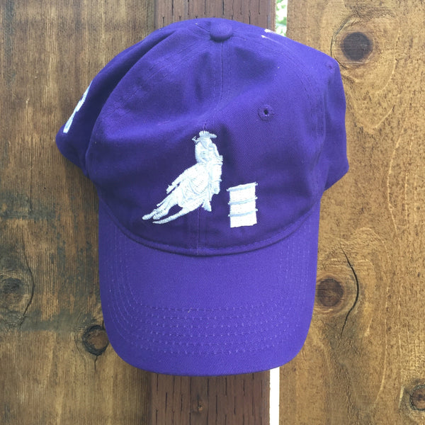 Cap, 3 Barrel Purple