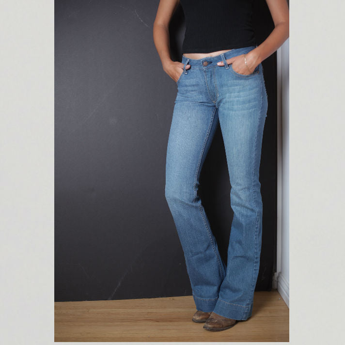 Lola SOHO jeans by Kimes Ranch