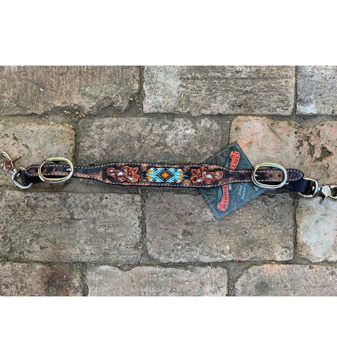 Wither Strap, Beaded Tribal