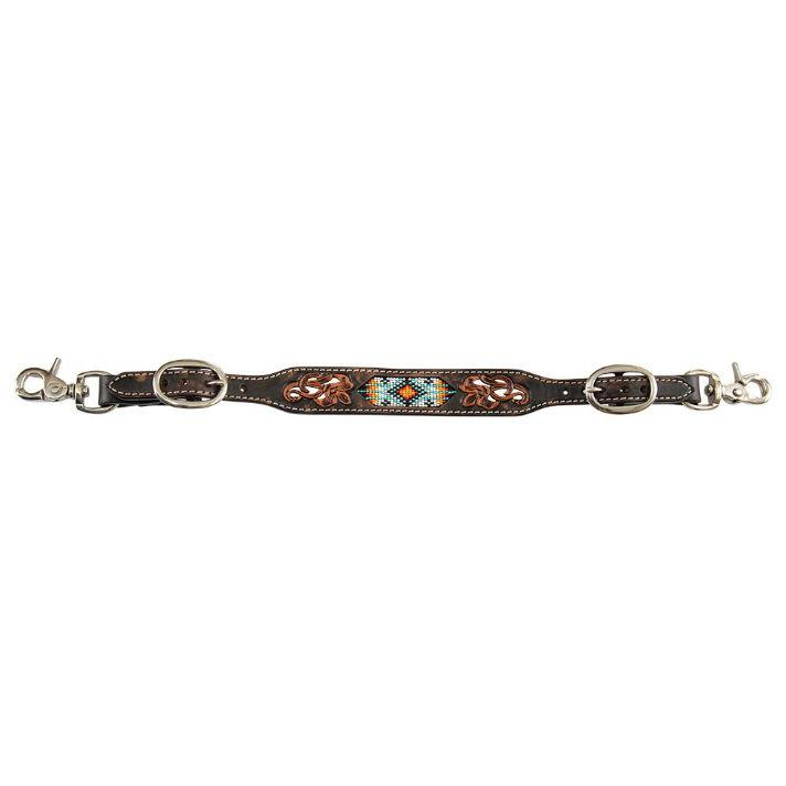 Wither Strap, Beaded Tribal Distressed Filigree