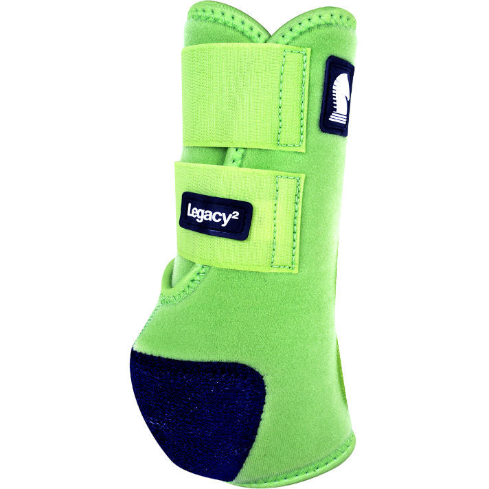 Legacy 2 Protective Boots Rear