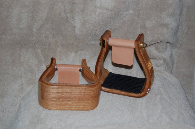 Nettles Barrel Racing Stirrups