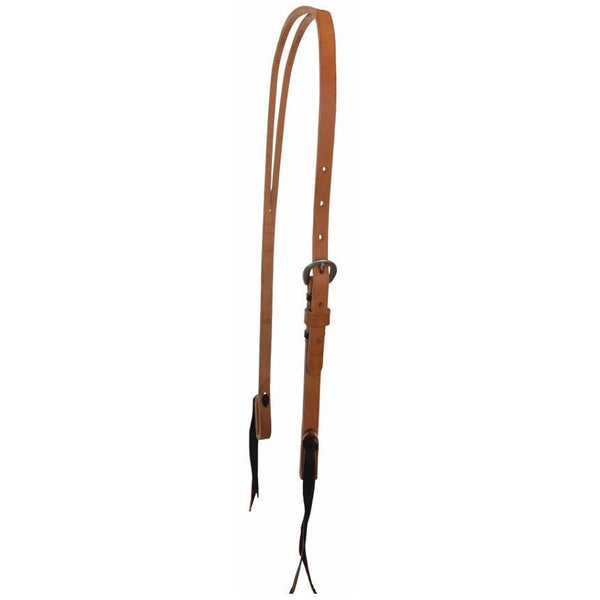 7111 Sharon Camarillo Braided Button Quick Change Headstall