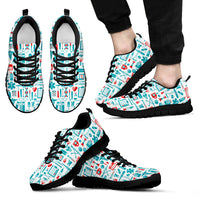 Nurse Quality Men's Sneaker