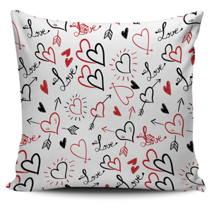 Love Patter Pillow Cover
