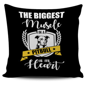 NP Pitbull Pillow Cover