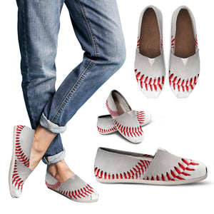 3D Baseball Women's Casual Shoes