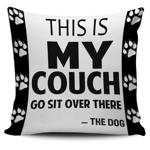 This Is My Couch Pillow Covers