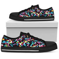 The Funk Men's Low Top Sneaker
