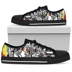 Artical Rasta Men's Low Top Sneaker
