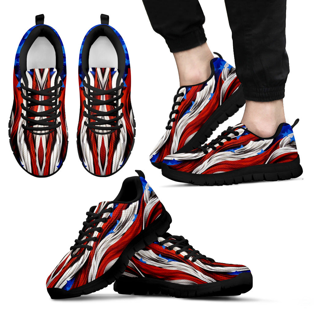America Flag Men's Sneaker