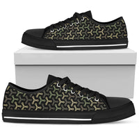 Chain Camo Men's Low Top Sneaker