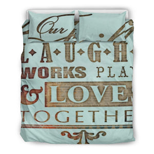 Family Together Bedding Set