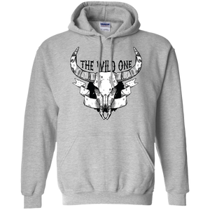 The Wild One Pullover Hoodie 8 oz.