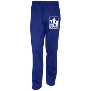 Battle Grounds Sport-Tek Youth Warm-Up Track Pants