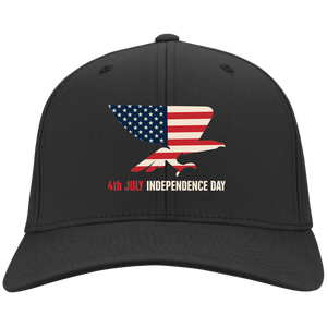 Independence Day Flex Fit Twill Baseball Cap