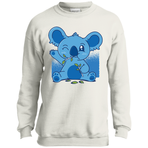 Koala Youth Crewneck Sweatshirt