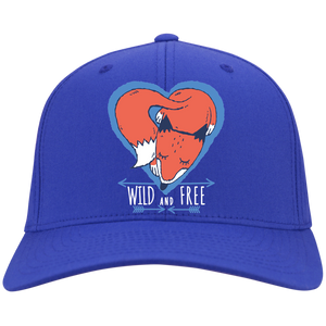 Fox Wild & Free Flex Fit Twill Baseball Cap