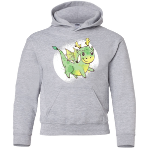 Dragon Youth Pullover Hoodie