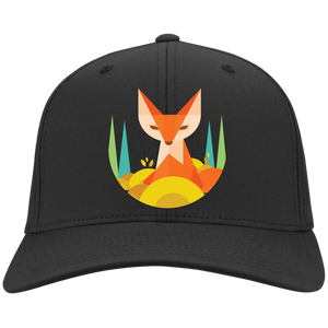 Fox Flex Fit Twill Baseball Cap