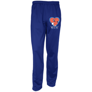 Wild And Free Sport-Tek Youth Warm-Up Track Pants