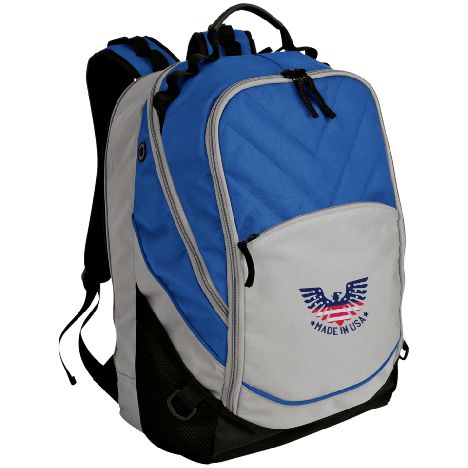 Made In USA Laptop Computer Backpack