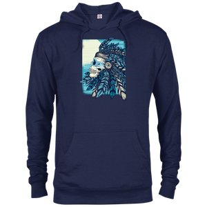 Native Skull French Terry Hoodie