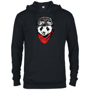 Panda French Terry Hoodie
