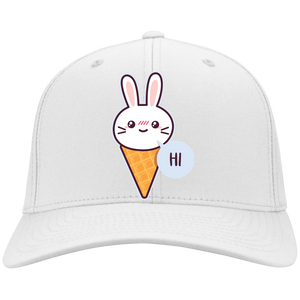 Rabbit Hi Flex Fit Twill Baseball Cap