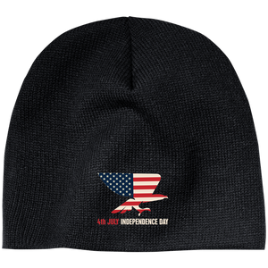 Independence Day Acrylic Beanie