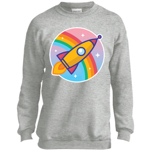 Rocket Youth Crewneck Sweatshirt