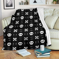 Skulls and Potion Premium Blanket