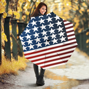 American Flag Umbrella