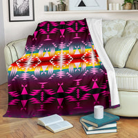 Between the Appalachian Mountains Ultra-Soft Micro Fleece Premium Blanket