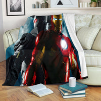 Iron Man Limited Edition Premium Blanket