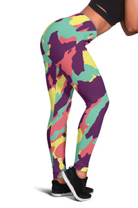 Limited Edition Camo Women's Legging