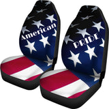 American Pride Car Seat Covers