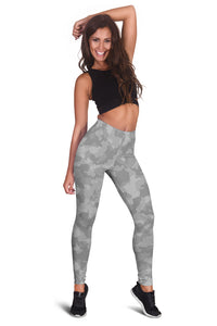 Camo Leggings Grey