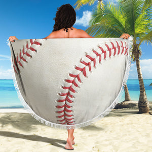 Baseball Beach Blanket