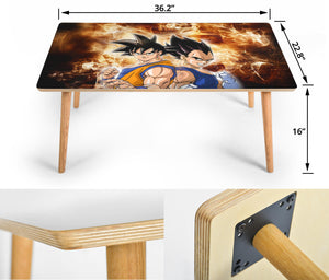 Dragonball Fan Rectangular Coffee Table (USA ONLY)