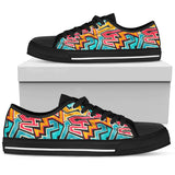 Guy's Graffiti Men's Low Top Sneaker