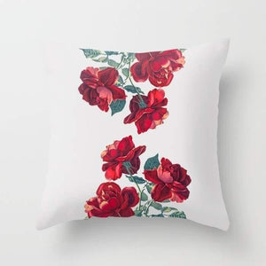 Red Roses Pillow Case