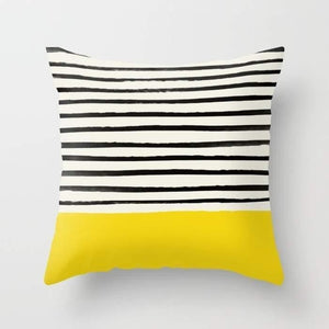 Sunshine x Stripes Pillow Case