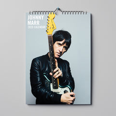 2020 JOHNNY MARR CALENDAR