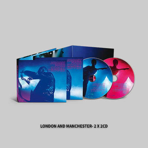 Bundle of Live Recordings London and Manchester- 2 x 2CD