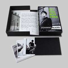 SET THE BOY FREE SIGNED LTD EDITION BOOK