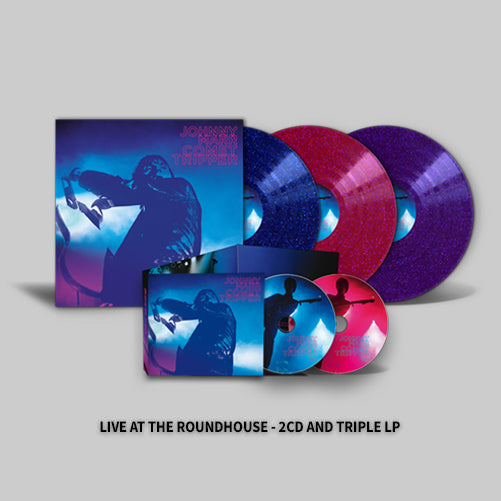 Bundle of Live at The Roundhouse - 2CD and Triple LP