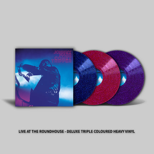 Live At The Roundhouse - Deluxe Triple Coloured Heavy Vinyl
