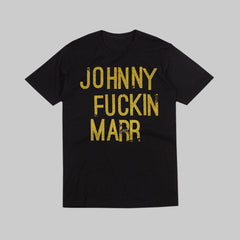 JOHNNY F**CKIN MARR MANCHESTER EVENT T-SHIRT
