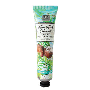Banks and Co Sea Salt & Coconut Luxury Hand & Nail Cream 40ml